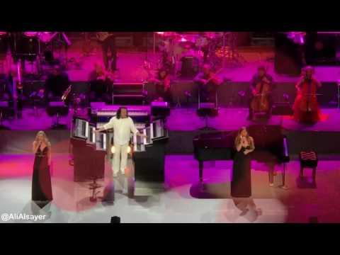 Aria - Yanni  Best vocalists in the world 🌎 by Lauren Dariana  & Lisa Lavie  🎭