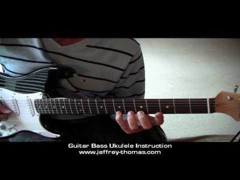 Learn To Play So What by Pink On Guitar