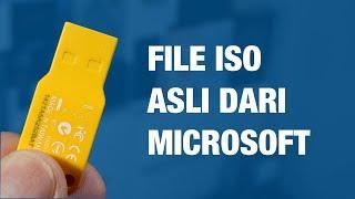 Gambar cover Cara DOWNLOAD File ISO Windows 10 April 2018 Update FINAL — ASLI dari Server Microsoft!