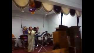 Santipur B.Ed College Saraswati Puja Function 1