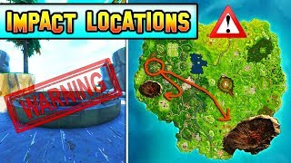 IMPACT AREA *LOCATION* CONFIRMED! ALL ROCKET AUDIO FILES LEAKED! Fortnite ROCKET LAUNCH!