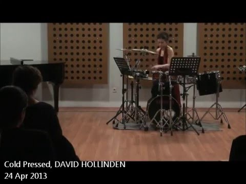 Solo Excerpts from Berna Efeoğlu's Percussion Recitals @İTÜ MİAM