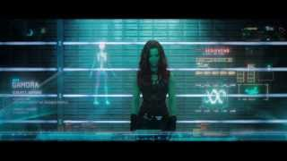 Meet the Guardians of the Galaxy: Gamora