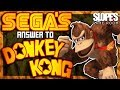 SEGA's answer to DONKEY KONG! - SGR