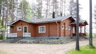 ID 995 - Коттедж на озере Сайма. Отдых и рыбалка в Финляндии.(Забронировать этот коттедж на озере Сайма для отдыха и рыбалки: http://suomi-holiday.com/cottage995.html Ссылка на карту: https://w..., 2015-11-24T01:42:37.000Z)