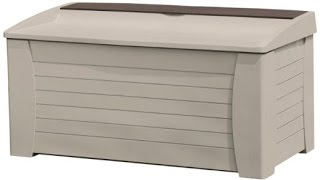 Lifetime 60012 Extra Large Deck Box - Powder-coated Steel Reviews