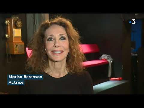 Théâtre de PocheMontparnasse : Marisa Berenson chante le cabaret d&x00e9cade;nt des années 30