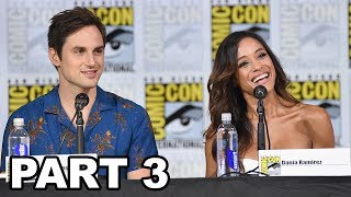 Once Upon a Time Panel Comic Con 2017 Part 3
