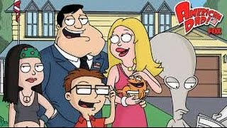American Dad! Season 9 Episode 1 FULL