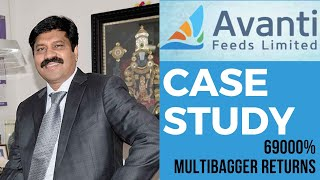 Avanti Feeds Stock Analysis | 69000% Multibagger Returns | Latest Share News | Fundamental Analysis