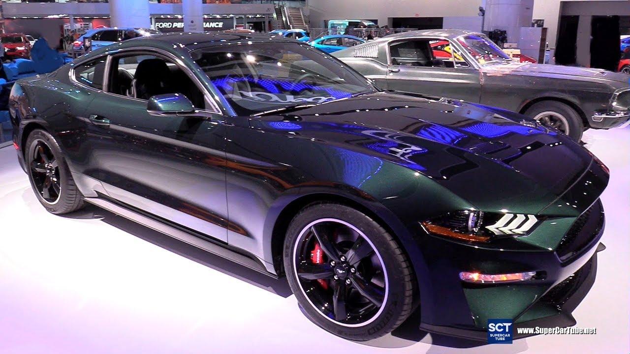 2019 Ford Mustang Bullitt - Exterior and Interior ...