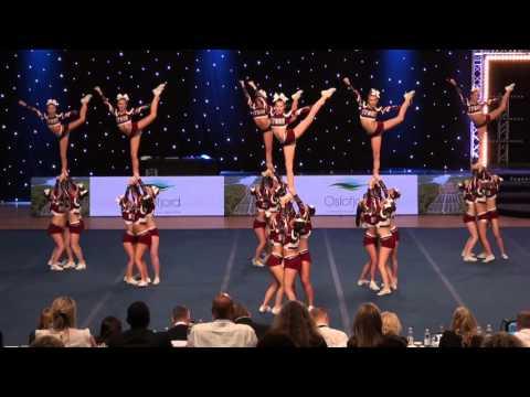 NM 2016 Cheerleading Storm Charisma Dag 1