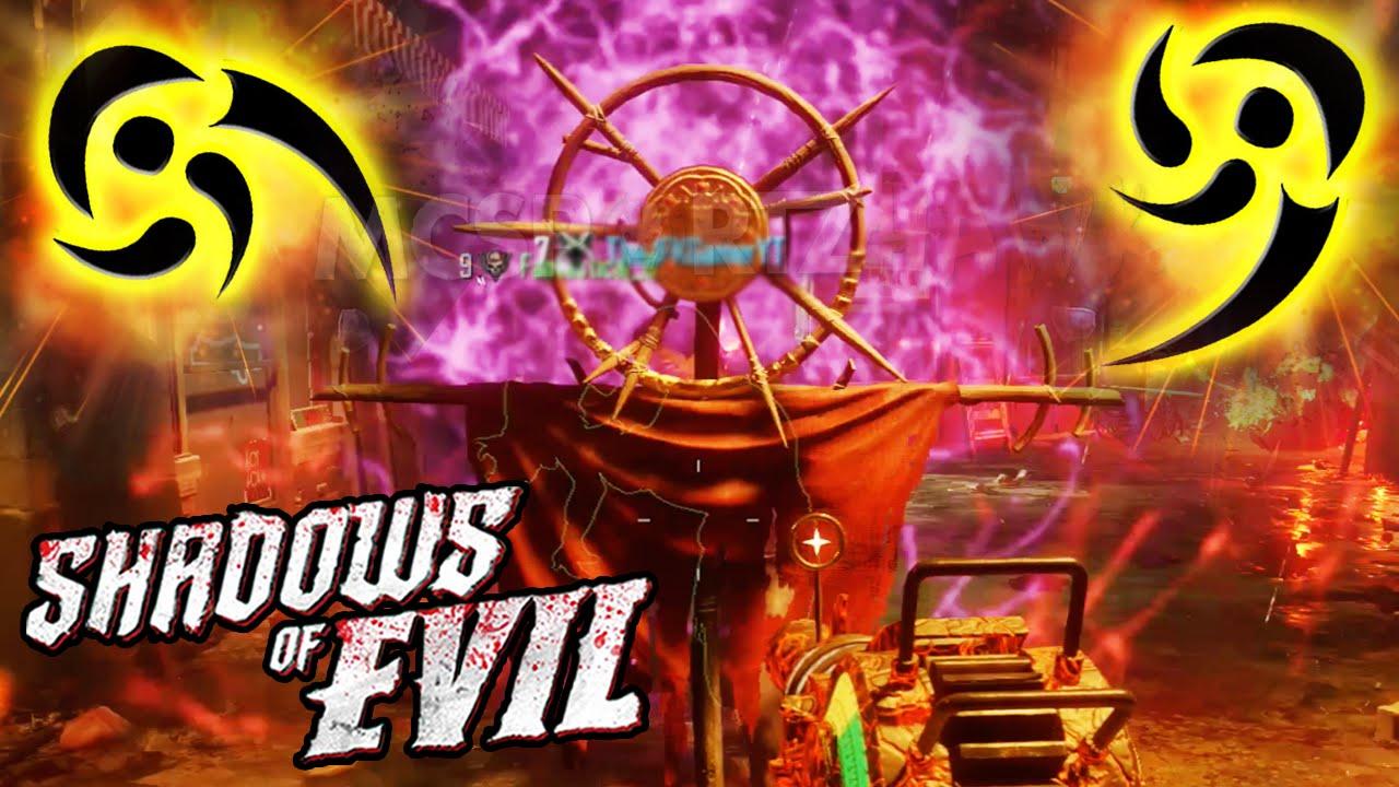 Shadows of Evil EASTER EGG - Step 3 -