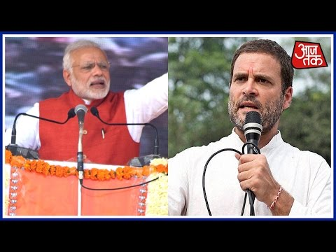 Halla Bol: UP battleground: PM Modi, Rahul Gandhi Exchange War Of Words