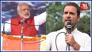 Halla Bol: UP battleground: PM Modi, Rahul Gandhi Exchange War Of Words