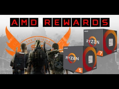 How to activate AMD Rewards key Division 2
