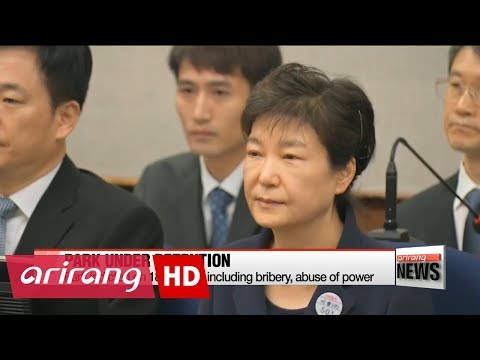Former president Park Geun-hye faces possibly 6 more months in detention
