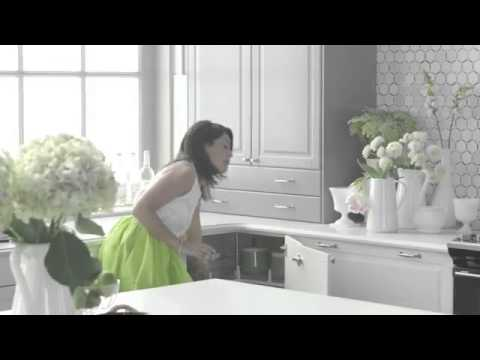 Interior design jillian s ikea sektion kitchen youtube for Jillian harris kitchen designs