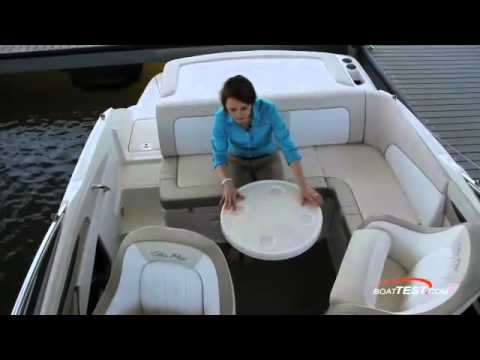 Sea Ray 220 Sundeck Review Youtube
