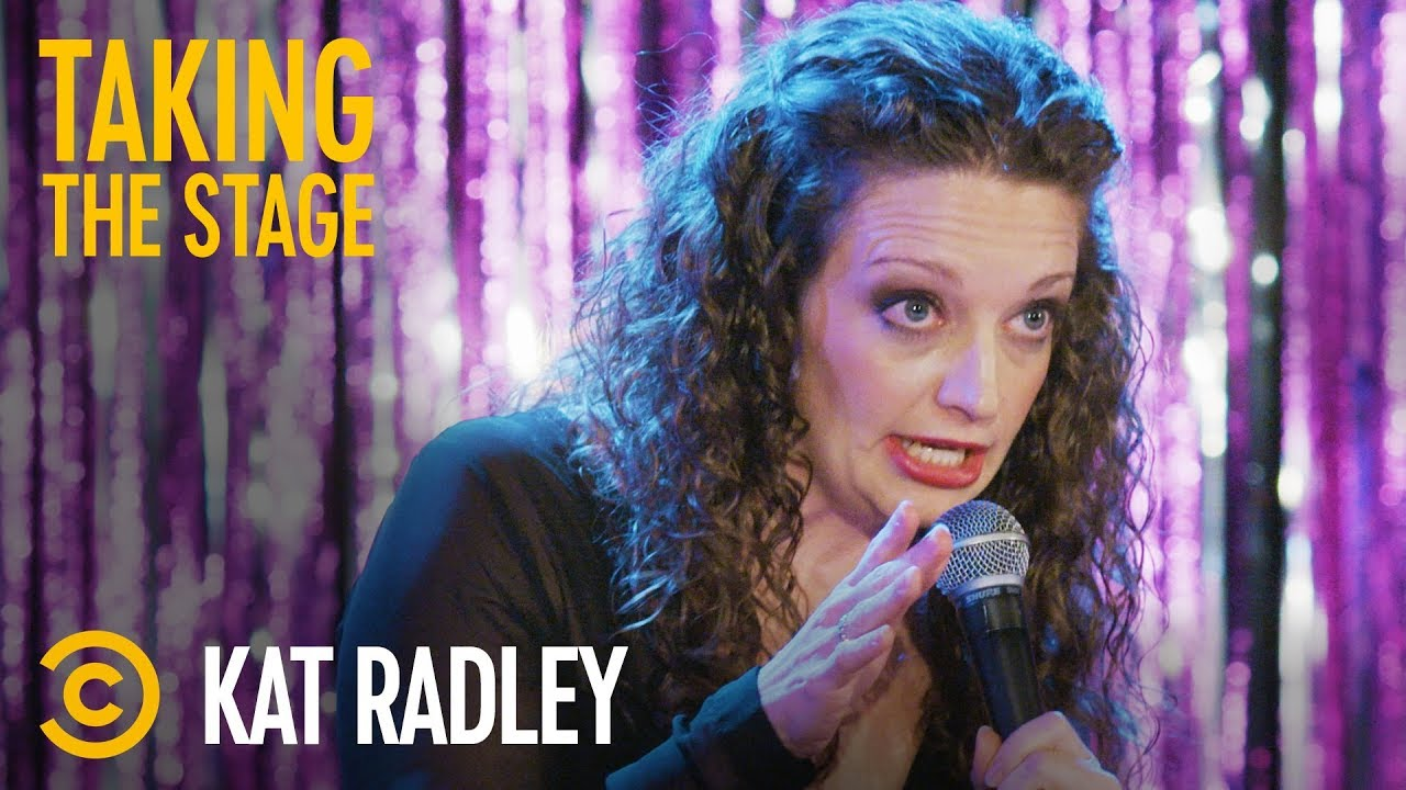 "There's No Such Thing as a Butt ""Whole"" - Kat Radley - Taking the Stage"