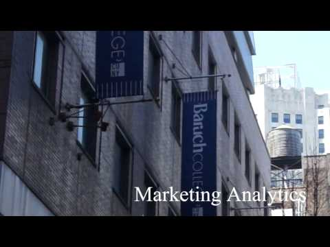 Second Prize Winner--Baruch College - The City University of New York (CUNY) Digital Marketing