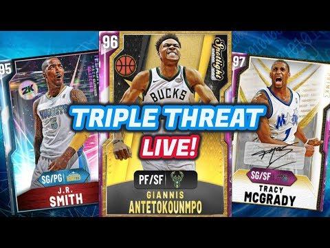 Triple Threat Stream