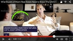 What Buyers of Miami Real Estate Need to Know! The Ultimate Buyer's Guide