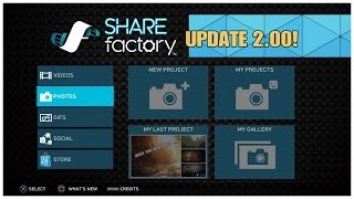 NEW SHAREFACTORY UPDATE 2.00 RELEASED! (Zoom In, Add Memes, & MORE!)