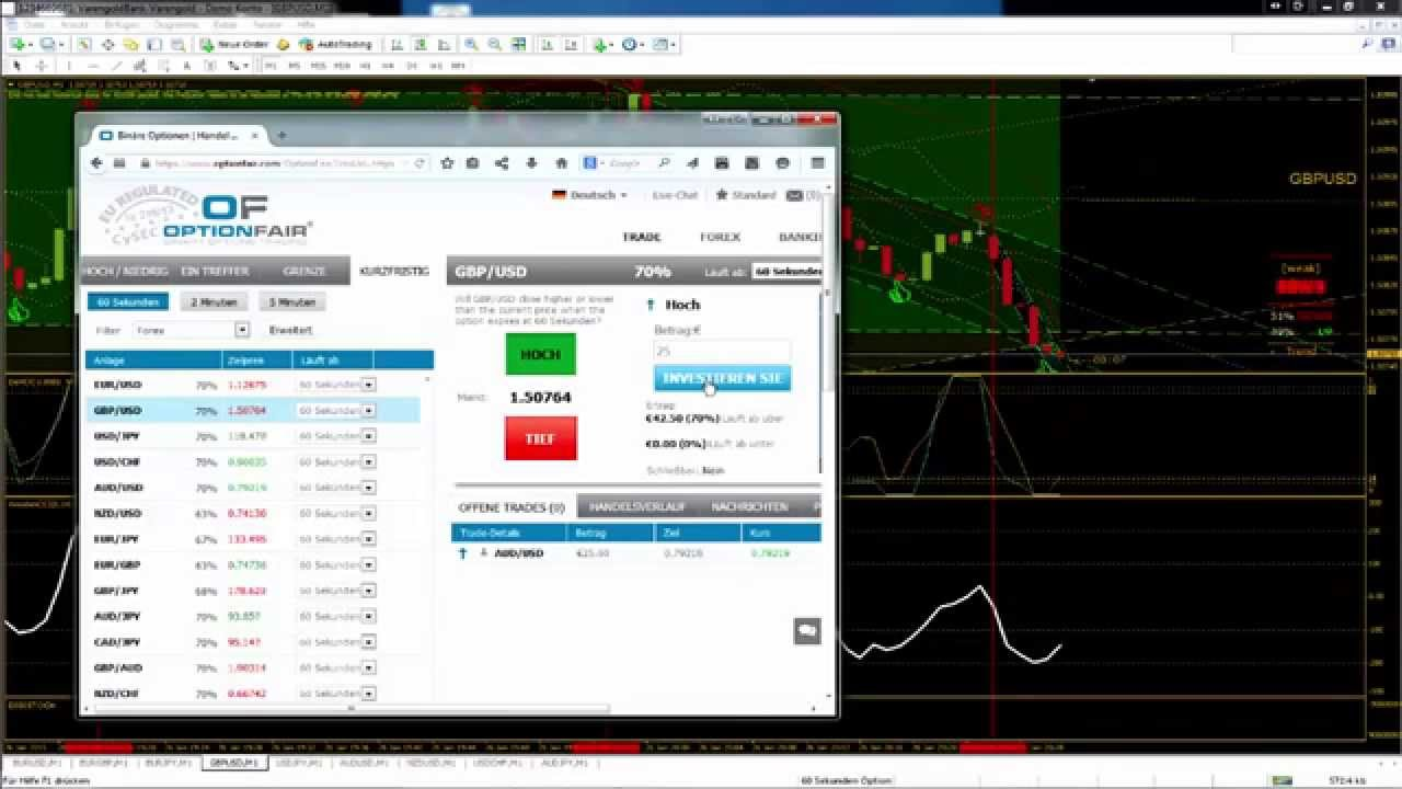 Binary options prediction software