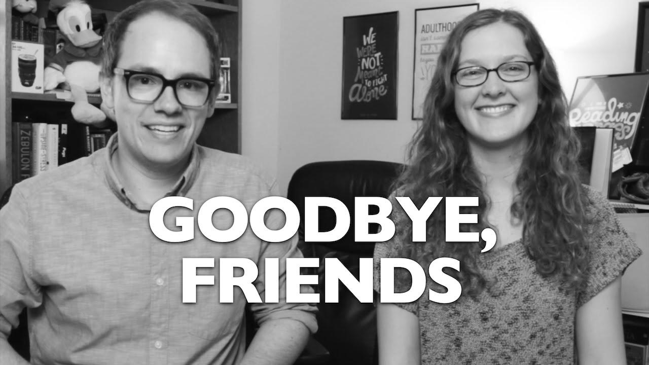 Emma & Mike Say Goodbye