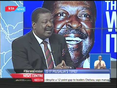 ANC leader Musalia Mudavadi upbeat about his chances of clinching the NASA presidential ticket