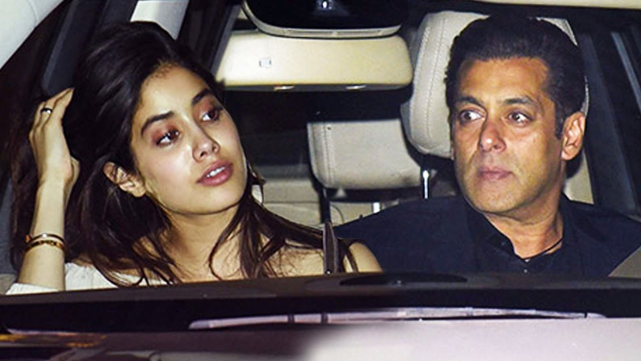 When Salman Khan Said To Jhanvi Kapoor For Dance