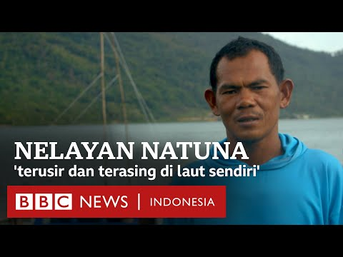 Kisah nelayan Natuna
