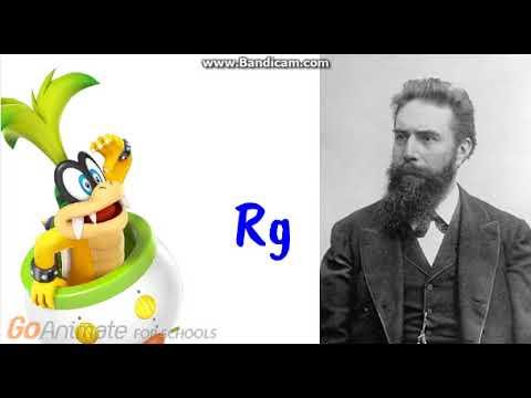 part 111- roentgenium