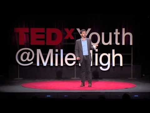 Refusing to Settle: The Quarter-Life Crisis | Adam 'Smiley' Poswolsky | TEDxYouth@MileHigh