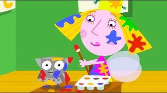 Schultage | Ben und Hollys Kleines Königreich Deutsch | Cartoons für Kinder