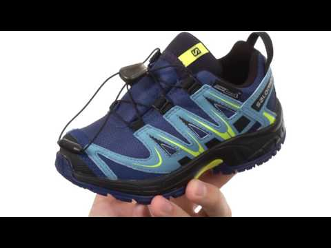 Salomon Kids Xa Pro 3D Cswp (Toddler/Little Kid)  SKU:8546070
