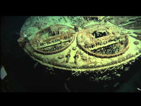 Inner Space Center: #tbt Titanic Highlight - Boiler (raw exploration video)