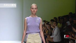 DANNY REINKE Spring Summer 2019 MBFW Berlin - Fashion Channel