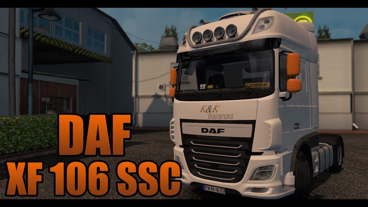 Daf xf 106