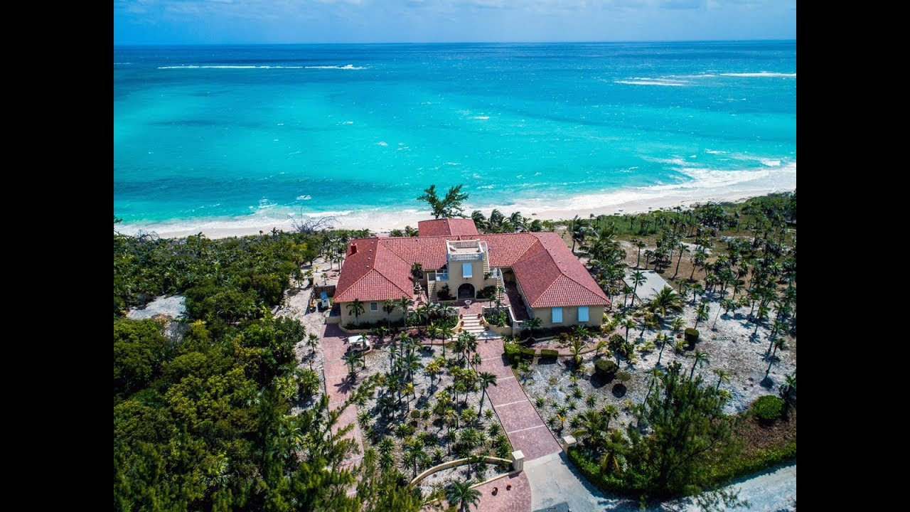 Whale Cay Villa | Private Island Property For Sale | Berry Islands | Bahamas
