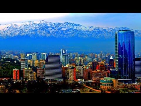 Santiago de CHILE en la actualidad