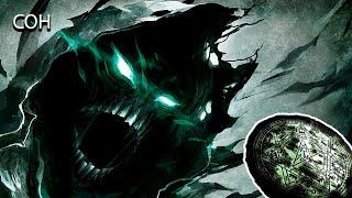 Сцена из фильма ужасов -  под водой
