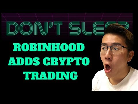 Robinhood Adds Crypto Trading | Why It Matters for Cryptocurrency