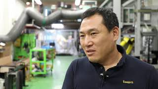 [Welding Korea 2020] 로보시스, 생산 …