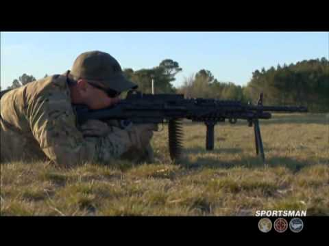 Tactical Arms - MK 48 and PKM