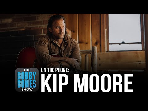 Kip Moore On Playing His First Show Post-Pandemic