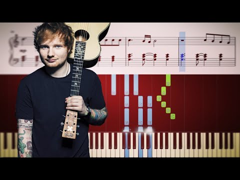 Ed Sheeran - Perfect - EASY Piano Tutorial + SHEETS
