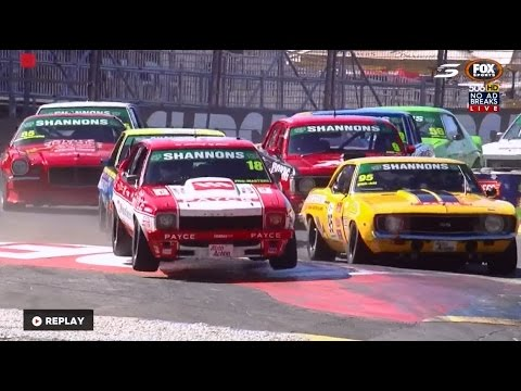 2017 Touring Car Masters - Adelaide - Race 2