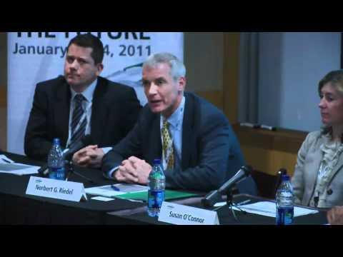 2011 University of Miami Global Business Forum - The Future of Pharma